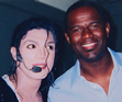 Navi and Brian McKnight