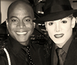 Navi with Travis Payne (Michael's Choreographer 1992-2009)