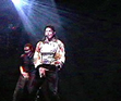 Navi performs 'They Dont Care About Us' in New York at Michael Jackson's birthday party
