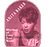 Navi's VIP pass for Anita Baker's concert (London)