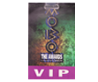 Navi's pass for the MOBO Awards (London)